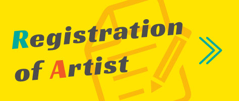 Registration of Artist